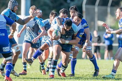 3 July 2021 Northern United v Johnsonville Wellington Premier club rugby Swindale Shield Jerry Collins Stadium, Porirua Park