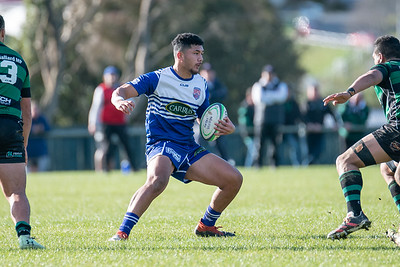 10 July 2021 Northern United v Wainuiomata Wellington Premier club rugby Jubilee Cup Jerry Collins Stadium, Porirua