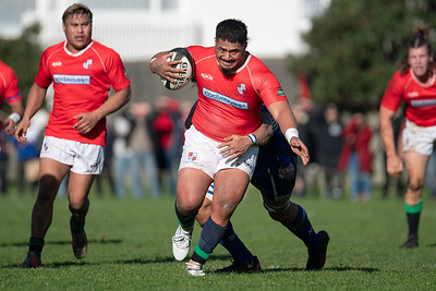 24 July 2021 Northern United v Marist St Pats Wellington club rugby Jubilee Cup semi-final