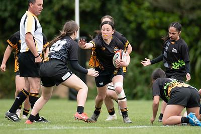 2 October 2021 Wellington Under 18 girls Maori v Samoan Porirua Park