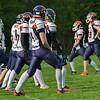 Aufwärmern zum Hannover Bowl