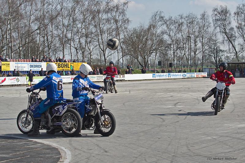 Motoball MSC Pattensen vs MBC Kierspe