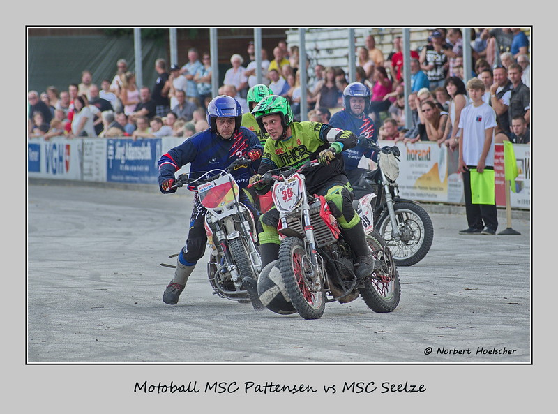 Motoball MSC Pattensen vs MSC Seelze