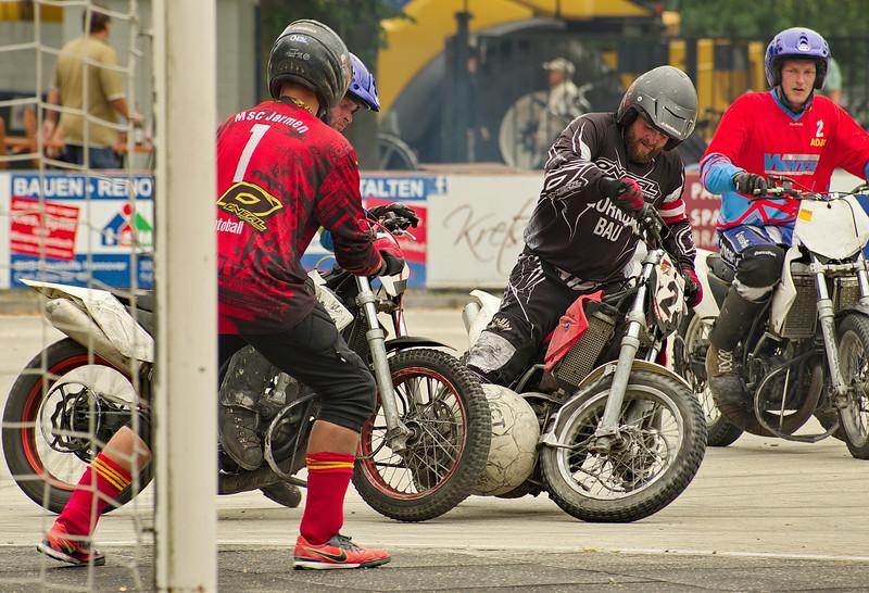 Motoball - MSC Pattensen gegen MSC Jarmen