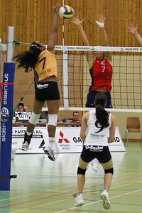 Volleyball Sm'Aesch Pfeffingen Frauen NLA  Saison 2007/2008