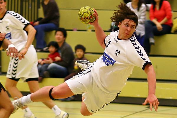 Sport Handball NLA Herren RTV 1879 Basel Saison 2007/2008
