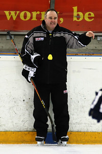 Sport Eishockey Herren EHC Basel NLA  Saison 2007/2008