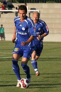 FC Concordia Basel Challenge League Saison 2007/2008