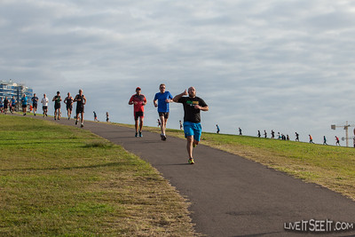 parkrun St Peters - 21 May 2016