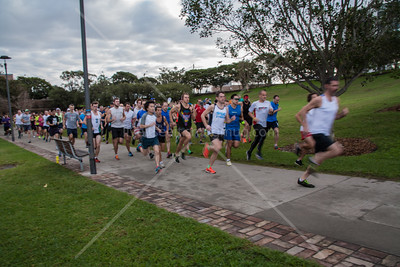 St Peters parkrun - May 23, 2015