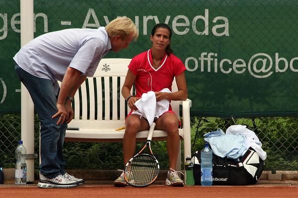 TC Old Boys Damen Tennis Interclub NLA 2007