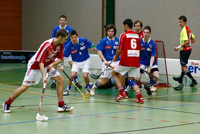 Sport Unihockey Basel Magic Herren NLA Saison 2007/2008