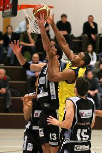 Sport Basketball NLA Herren Birstal Starwings Saison 2007/2008