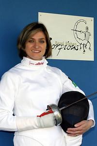 Sport Fechten Gianna Habluetzel-Buerki