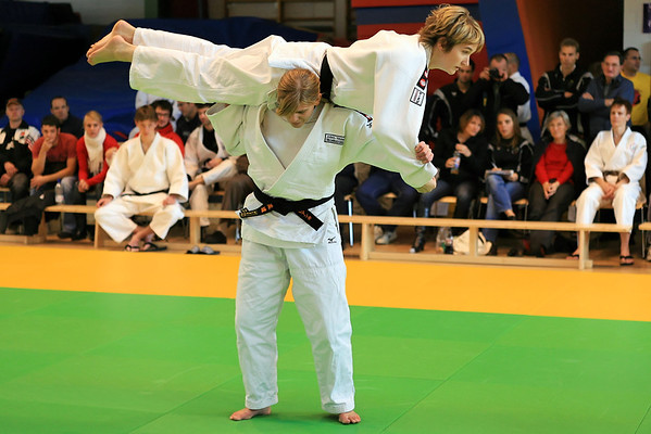 Sport Judo Kata Saison 2008 in Liestal