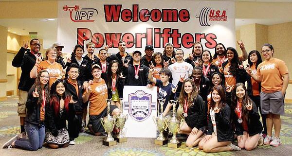 Powerlifting 2014