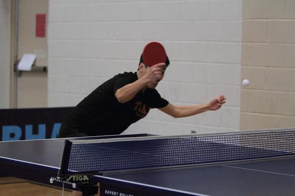 Table Tennis 2016-17
