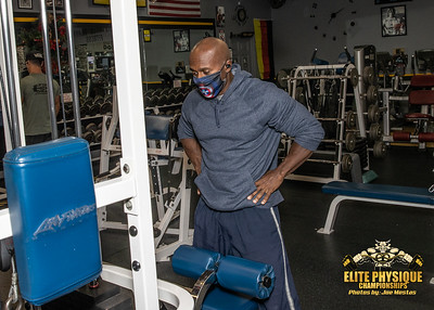 INBA Elite Physique Championships