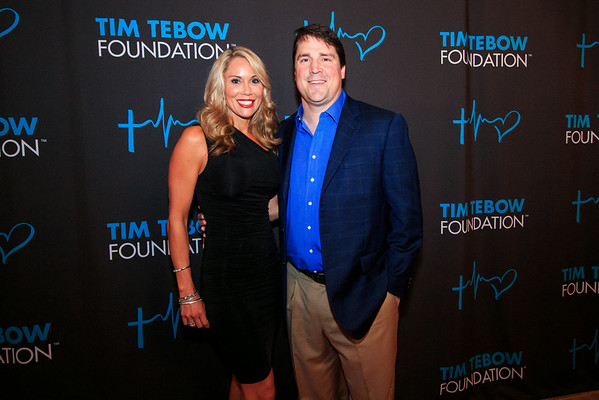 Florida Coach Will Muschamp and wife.
