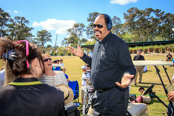 Artis Gilmore playing Name That Tune on the 17th