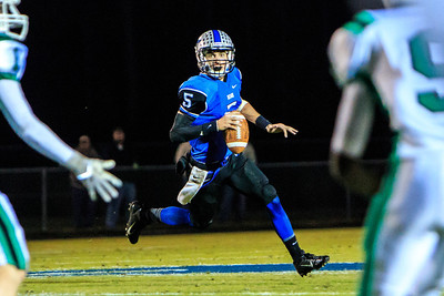 November 29, 2013: Bartram Trail QB PJ Blazejowski looks to pass during the Bears' 17-14 State 6A Quarterfinal victory over Choctawhatchee at Bartram Trail High School.   -James Vernacotola