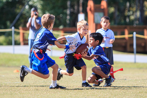 Nocatee i9 Flag Football 2013 -