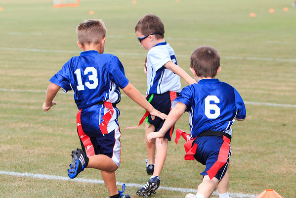 Nocatee i9 Flag Football 2013 -