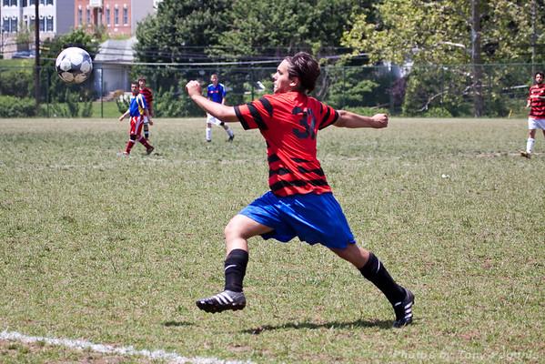 Brian Soccer 5-09