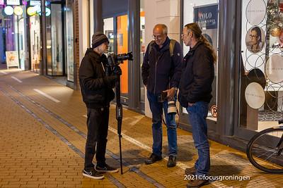 nederland 2021, groningen, herestraat, 4 mijl 4 you, fotografen