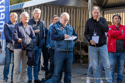 nederland 2021, groningen, vismarkt, 4 mijl