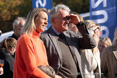 nederland 2021, groningen, vismarkt, 4 mijl, koen schuiling en elske dijkstra