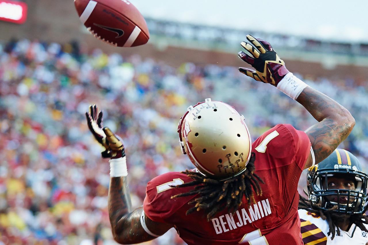 Florida State 54  Bethune-Cookman 6