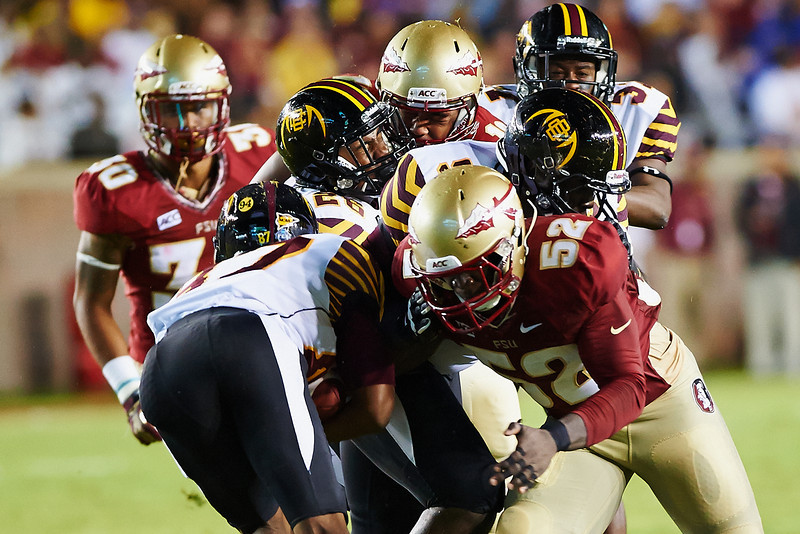 Florida State 54  Bethune-Cookman 6