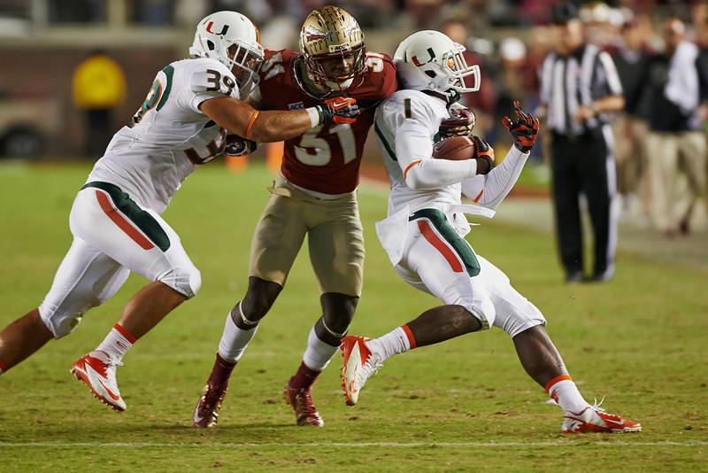 Florida State 41  Miami 14