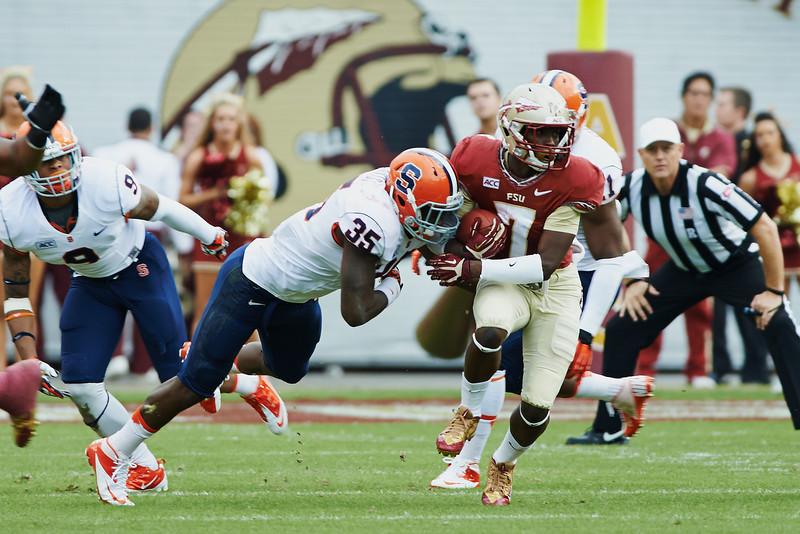 Florida State 59  Syracuse 3