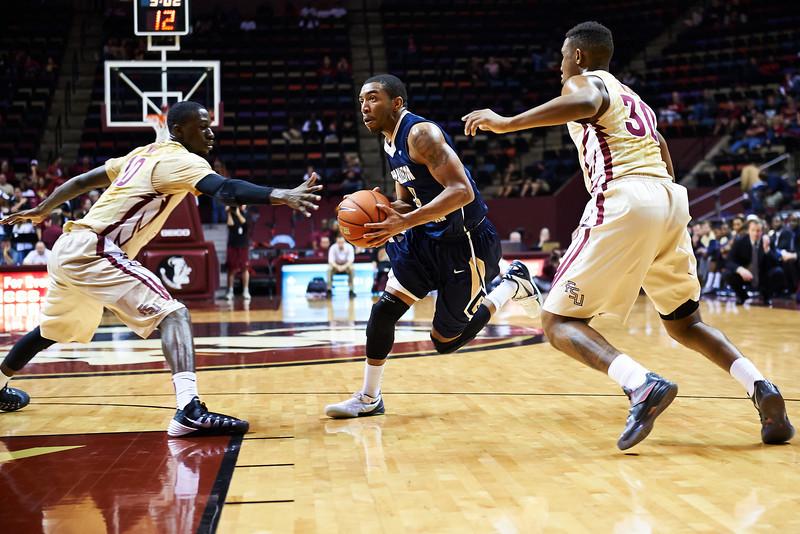 NCAA Basketball: Florida State 67  Charleston Southern 59