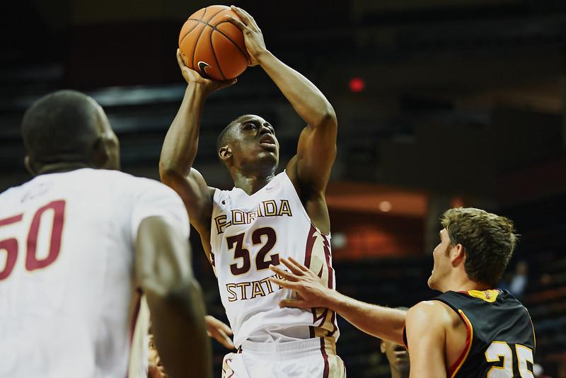 FSU Basketball 76 Flagler College 47