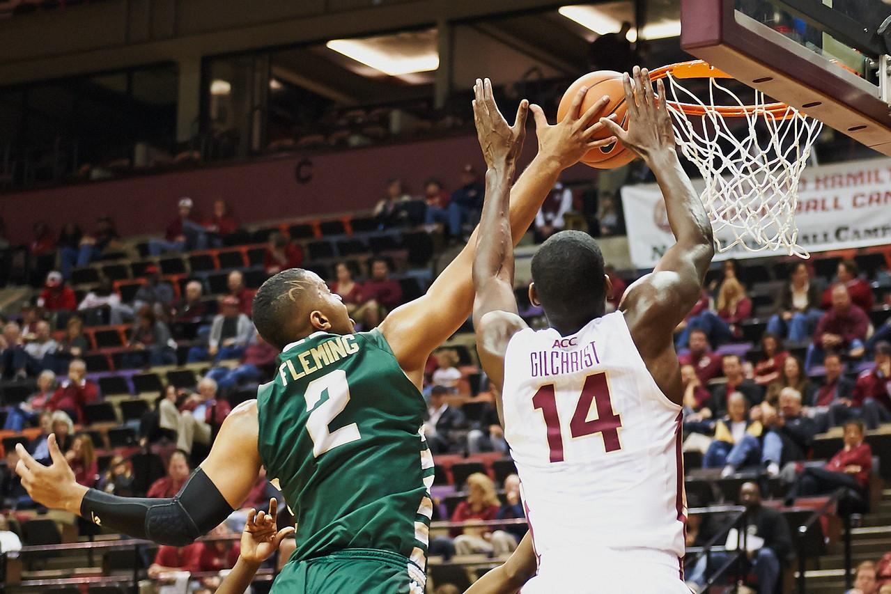 FSU Basketball 91 Jacksonville University 67