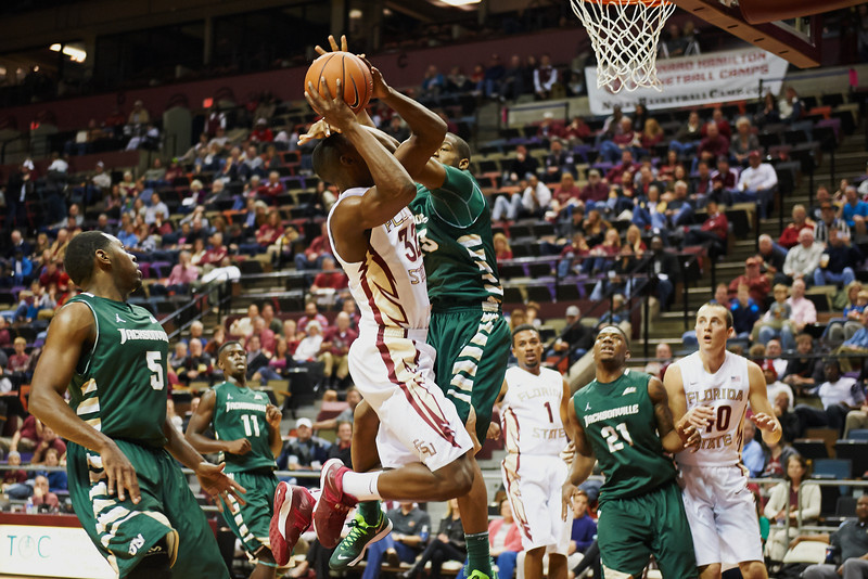 FSU Basketball 91 Jacksonville University 67