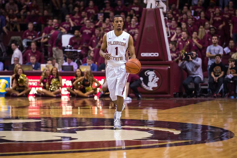 NCAA Basketball: FSU Basketball 76 Notre Dame University 74