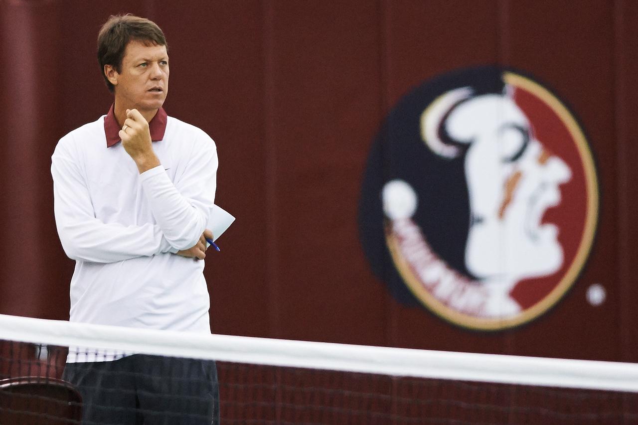 FSU Mens Tennis  North Florida  0