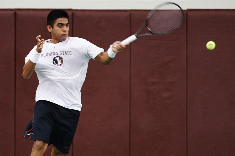FSU Mens Tennis  North Florida  0