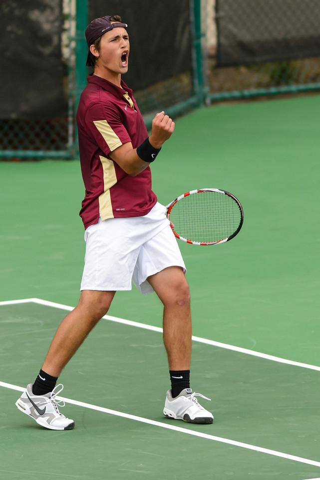 FSU Mens Tennis v Texas Longhorns
