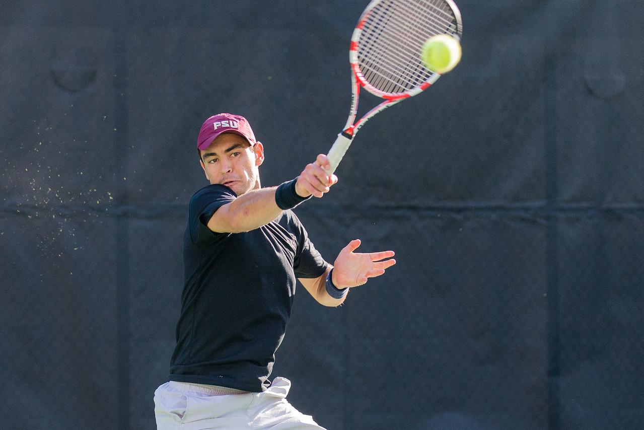 FSU Mens Tennis v UAB Blazers