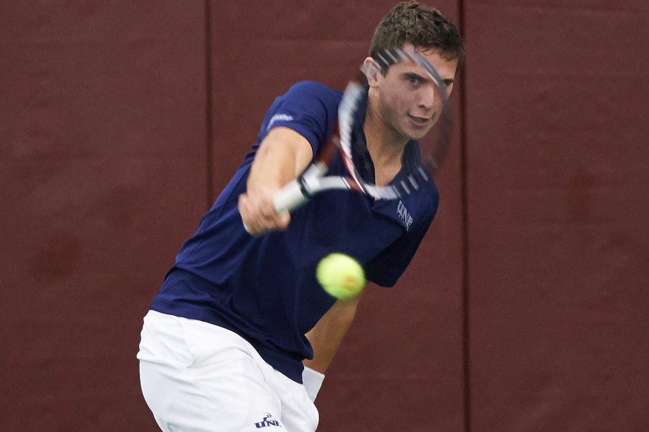 FSU Mens Tennis v. North Florida