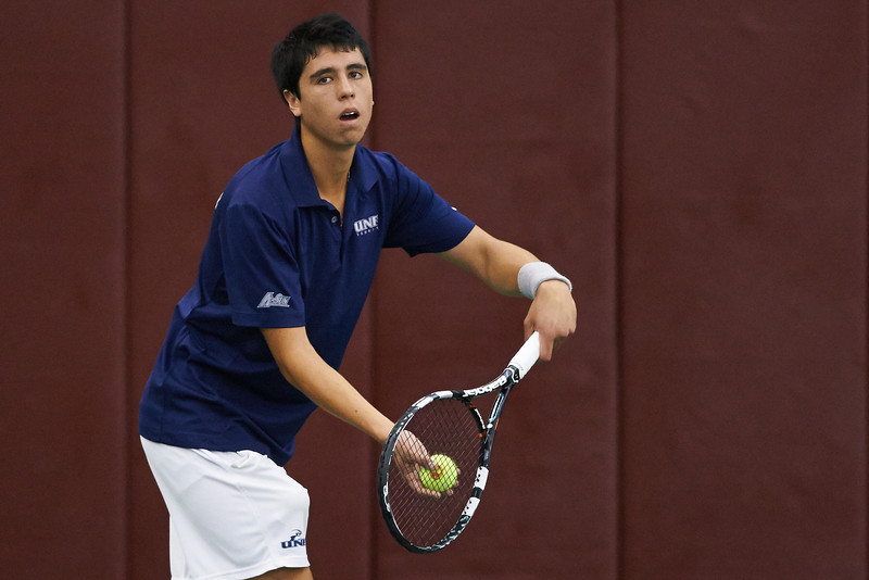 FSU Mens Tennis v. North Florida