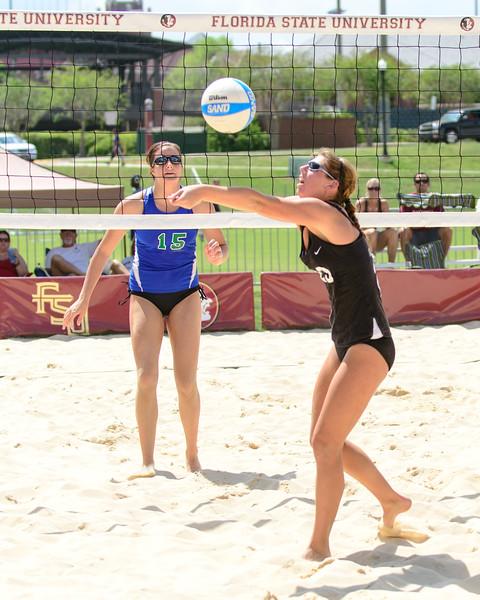FSU Seminole Sand Battle - March 2012