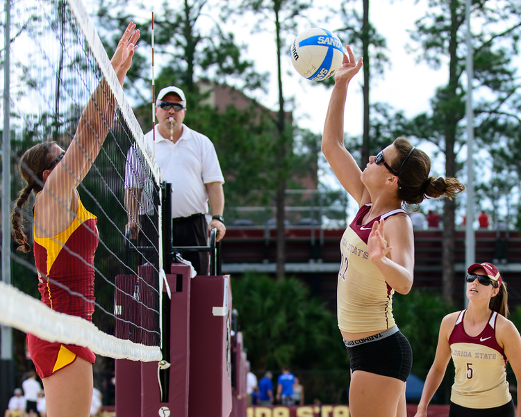 FSU Seminole Sand Battle - March 2012