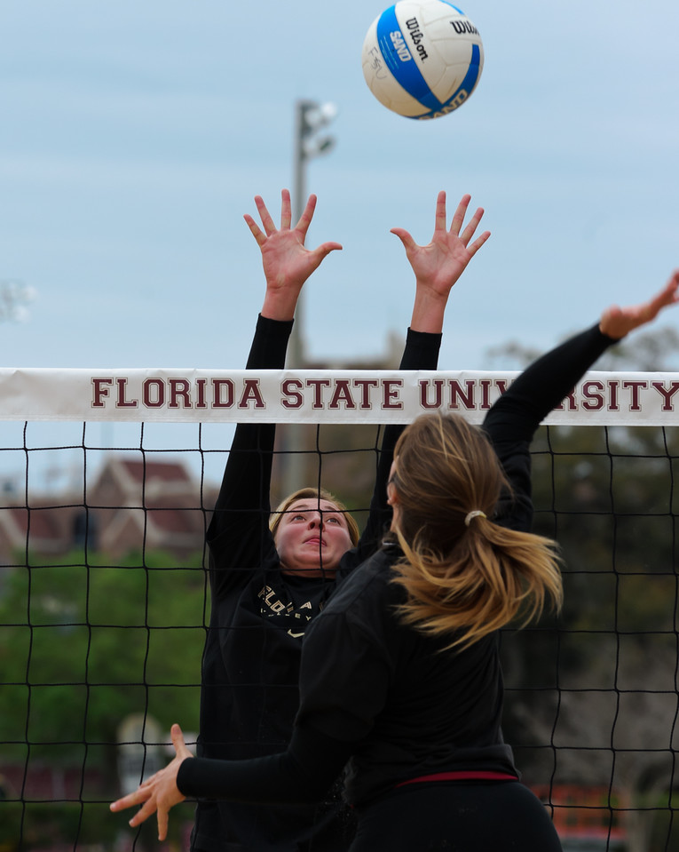 FSU Sand Volleyball 2012