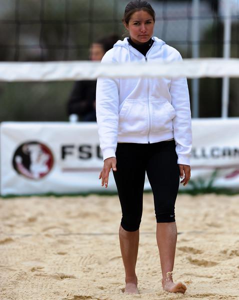 FSU Sand Volleyball 2012